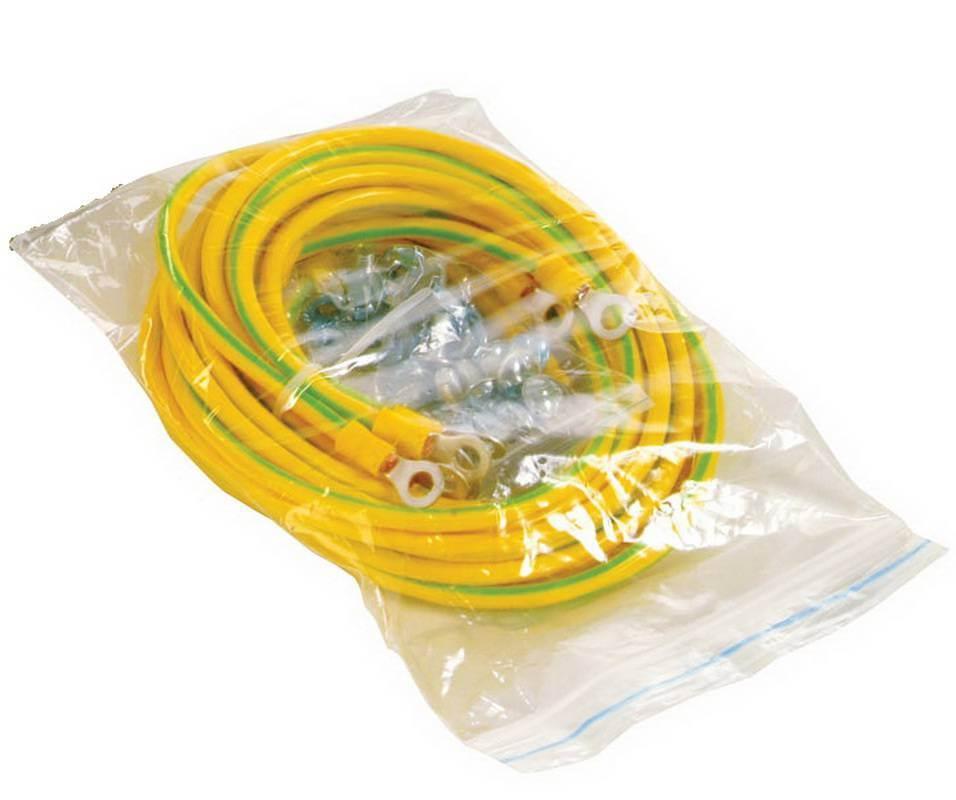 Комплект проводов заземления для шкафа ШРН, универсальный, ПЗ-ШРН ЦМО
